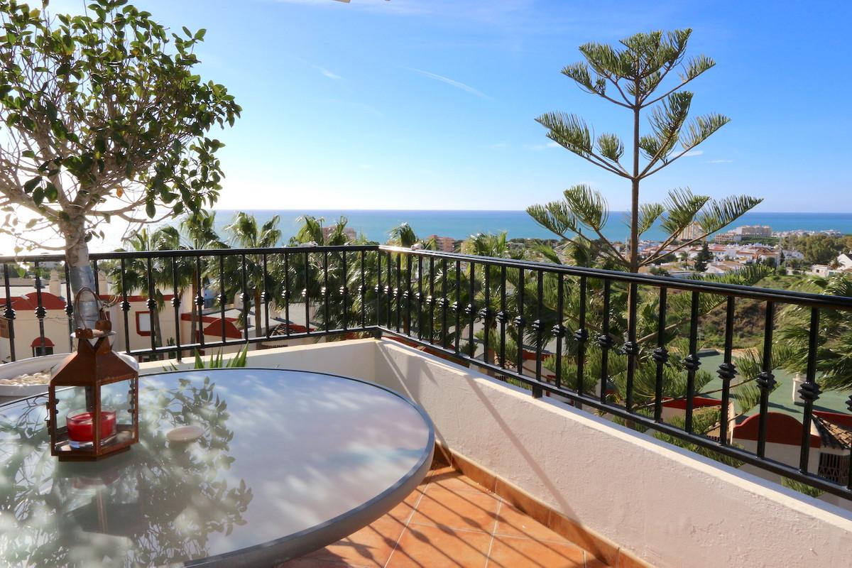 "In well maintained complex of ""Pueblo los Olivos"" in the urbanization of Riviera Del Sol n,Spain"