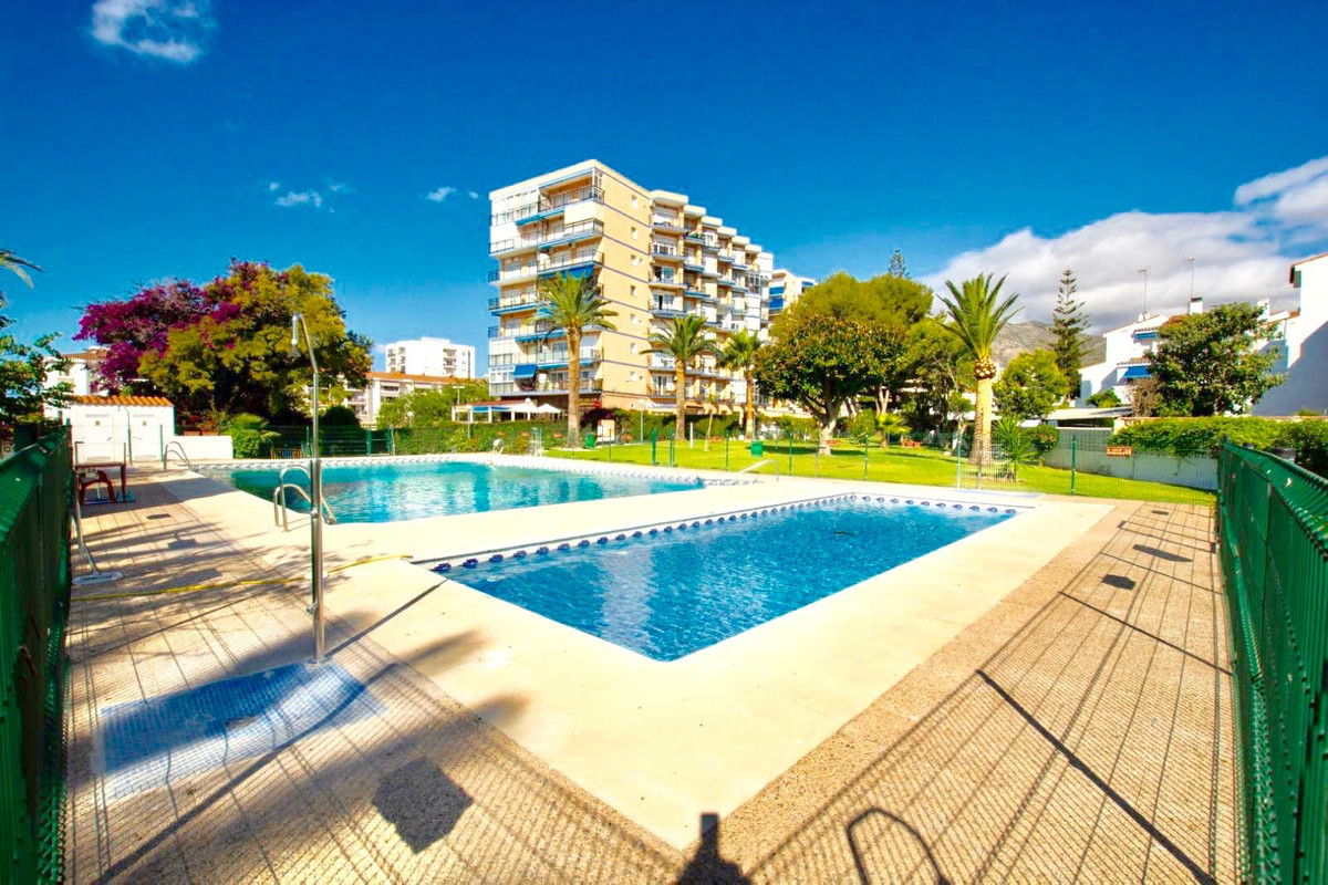 Perfect Location !!! Situated on main road, close to the Port of Puerto Manina. 1 bedroom apartment,,Spain