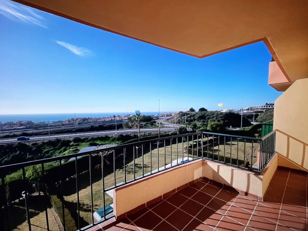 Very nice apartment with lovely sea views, Sunny terrace, south facing, Two bed and 2  bath ( one en,Spain