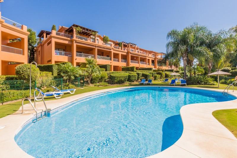 Ground Floor Apartment for sale in Benatalaya, Benahavis, with 2 bedrooms, 2 bathrooms, 1 en suite b,Spain