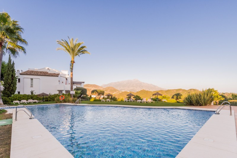 Ground Floor Apartment for sale in Altos de La Quinta, Benahavis, with 2 bedrooms, 2 bathrooms, 1 en,Spain