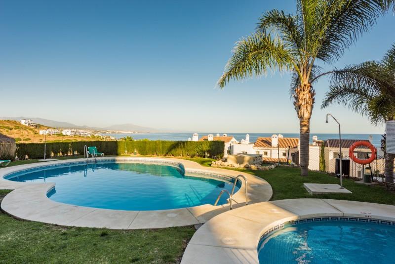 Duplex for sale in Terrazas de la Bahia, Casares, with 2 bedrooms, 2 bathrooms, 1 en suite bathrooms,Spain