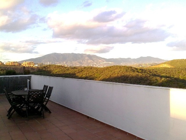 Penthouse for sale in Riviera del Sol, Mijas Costa, with 2 bedrooms, 2 bathrooms, the property was b,Spain