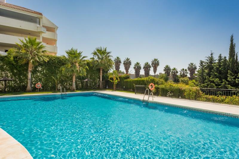 Ground Floor Apartment for sale in Benalmadena Costa, Benalmadena, with 2 bedrooms, 2 bathrooms, 1 e,Spain