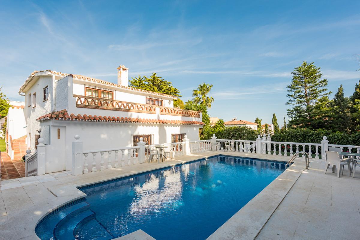Villa for sale in El Faro, Mijas Costa with 7 bedrooms, 5 bathrooms and with orientation south/west,,Spain