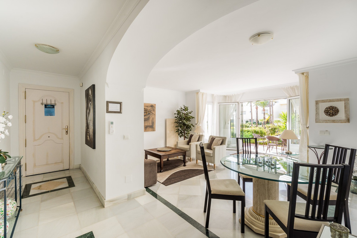 Apartment Ground Floor Elviria Málaga Costa del Sol R3362896 7