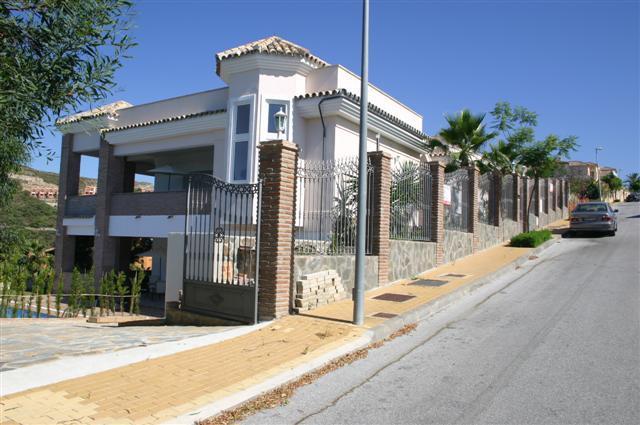 Villa Independiente en Benahavís, Costa del Sol
