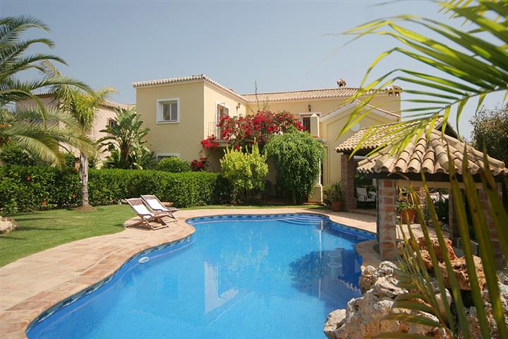 House in Guadalmina Alta R62389 16