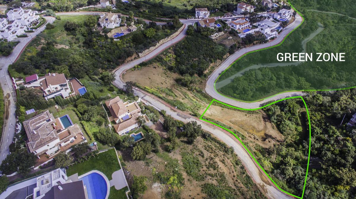 Plot Residential La Mairena Málaga Costa del Sol R3750364 3