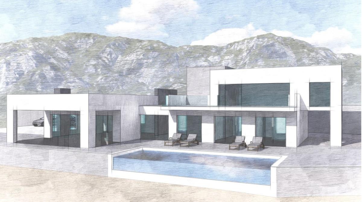 Plot Residential La Mairena Málaga Costa del Sol R3750364 7