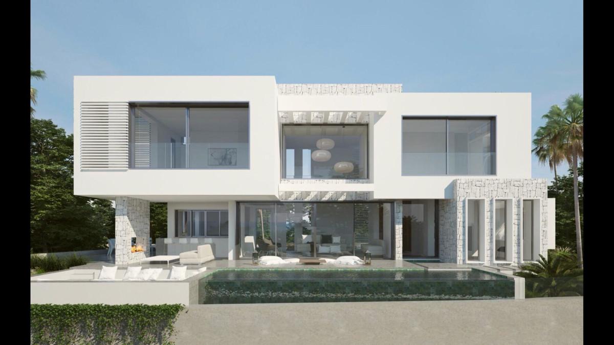 Działka mieszkaniowa w El Madroñal R3557332