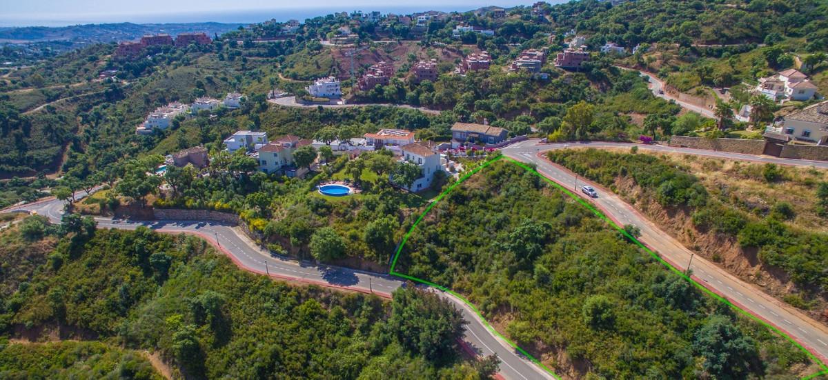 Land For sale In La mairena - Space Marbella