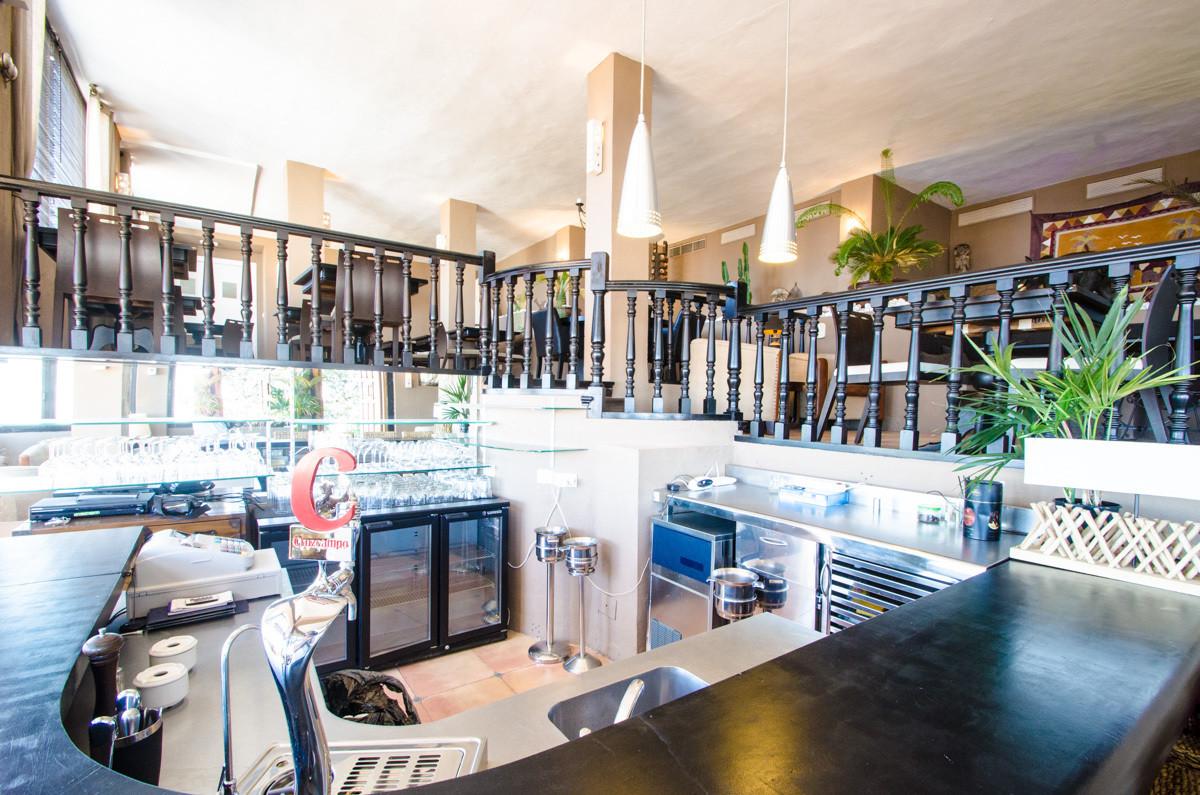 Commercial Restaurant in La Mairena, Costa del Sol