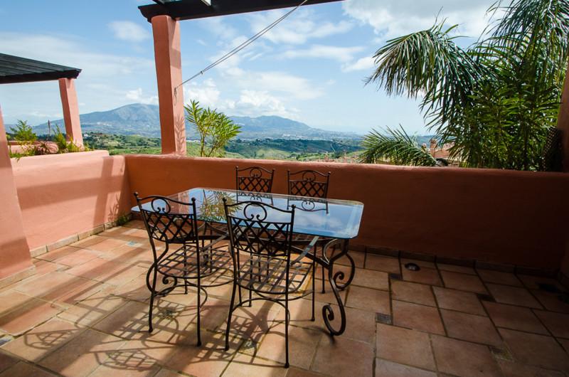 Beautiful  east facing penthouse . Located in El Soto Urbanization , in  La Mairena, Costa del Sol. ,Spain