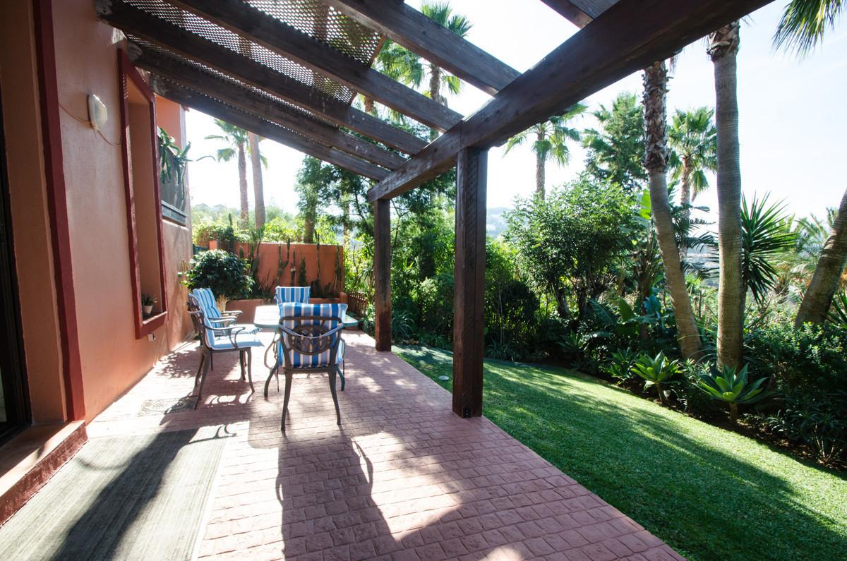 Ground Floor Apartment, La Mairena, Costa del Sol. 3 Bedrooms, 3 Bathrooms, Built 290 m², Terrace 17,Spain