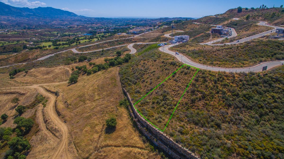 Sector11, Plot15 Residential Plot, La Cala Golf, Costa del Sol. Garden/Plot 1415m².  buildable: 283m,Spain