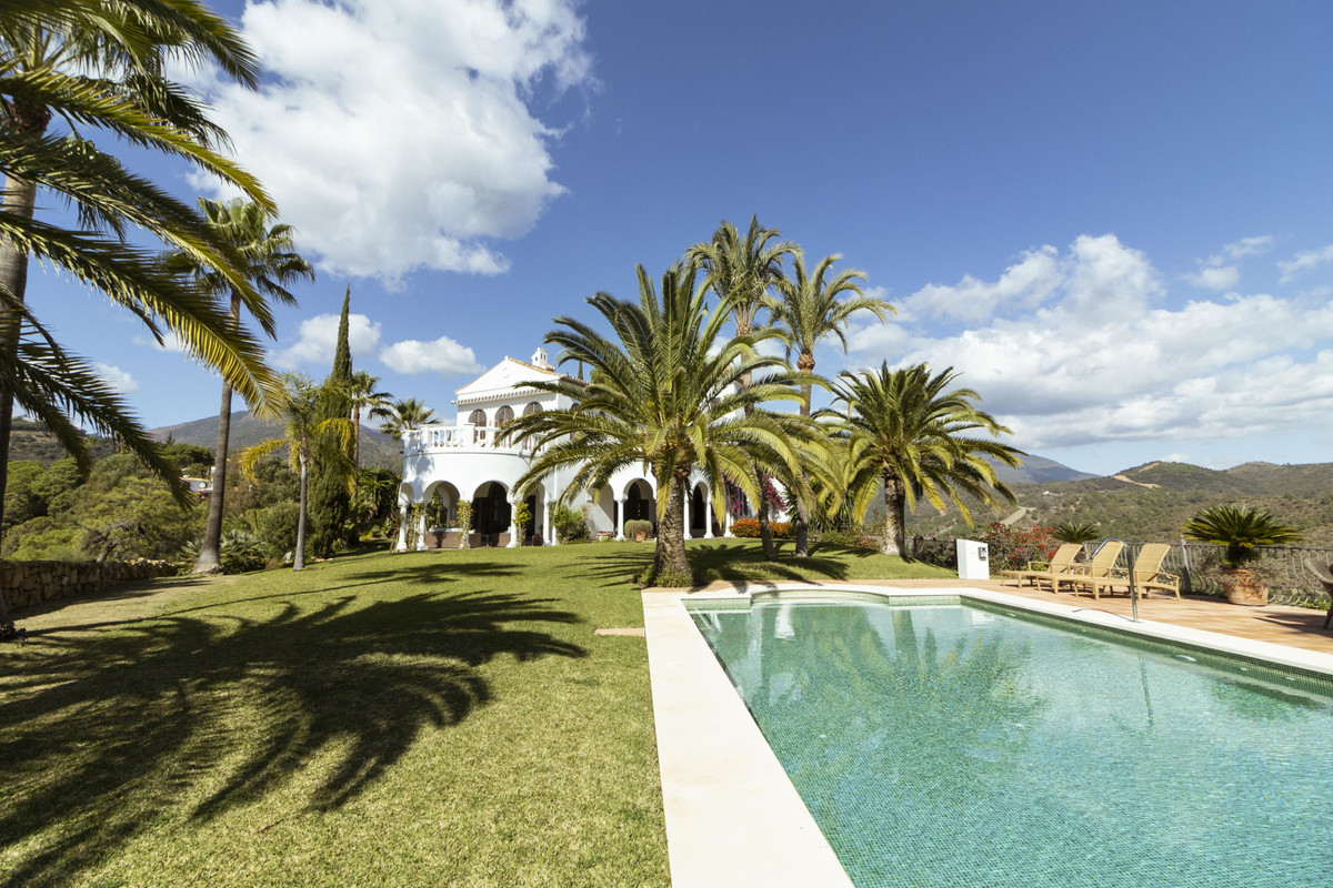 Villa  Individuelle en location  à El Madroñal