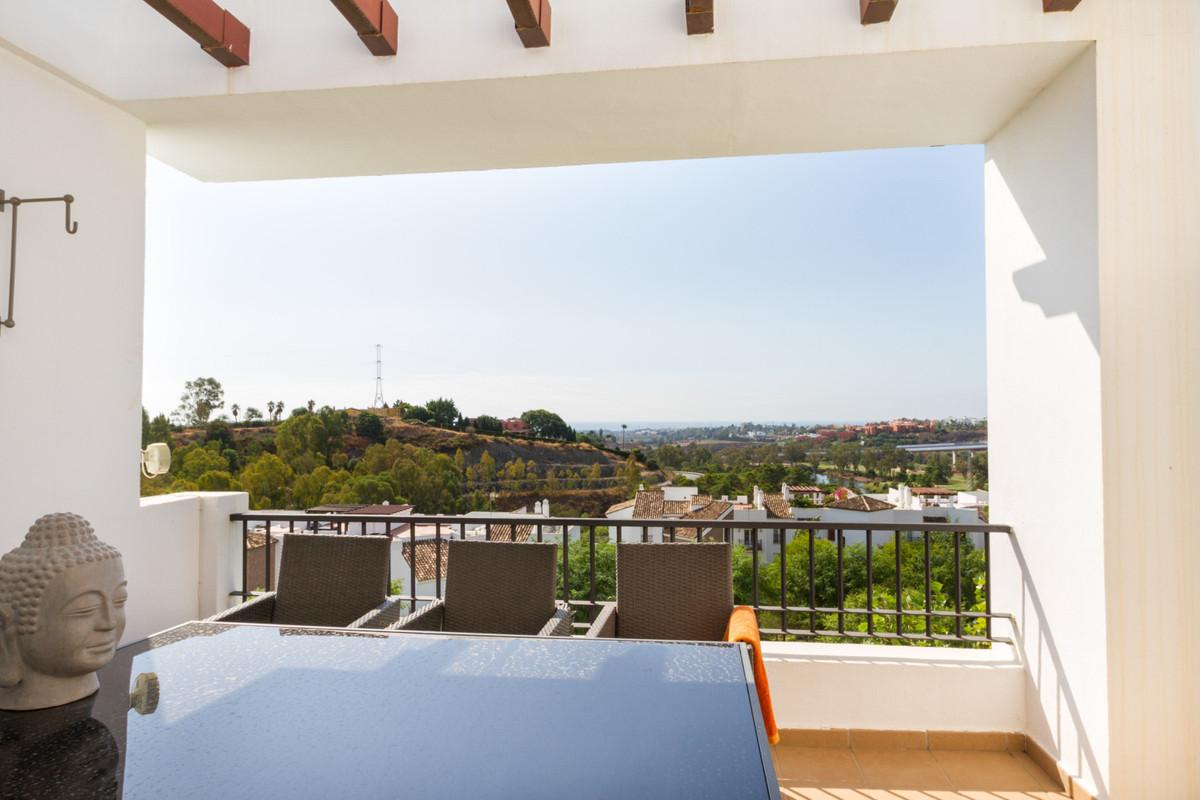 Penthouse for sale in Los Arqueros - Benahavis Penthouse - TMRO-R3016244