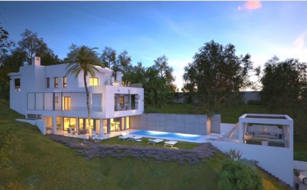 Tomtmark för bostäder i Elviria R3256597
