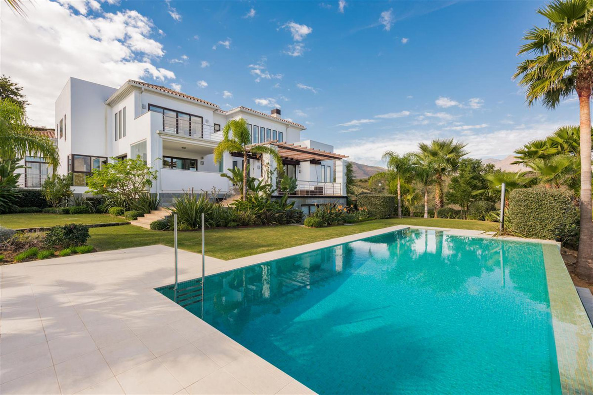 ***RESERVED***Stunning, contemporary 4 bedroom 3 bathroom home at La Cala Golf Resort, with great op,Spain