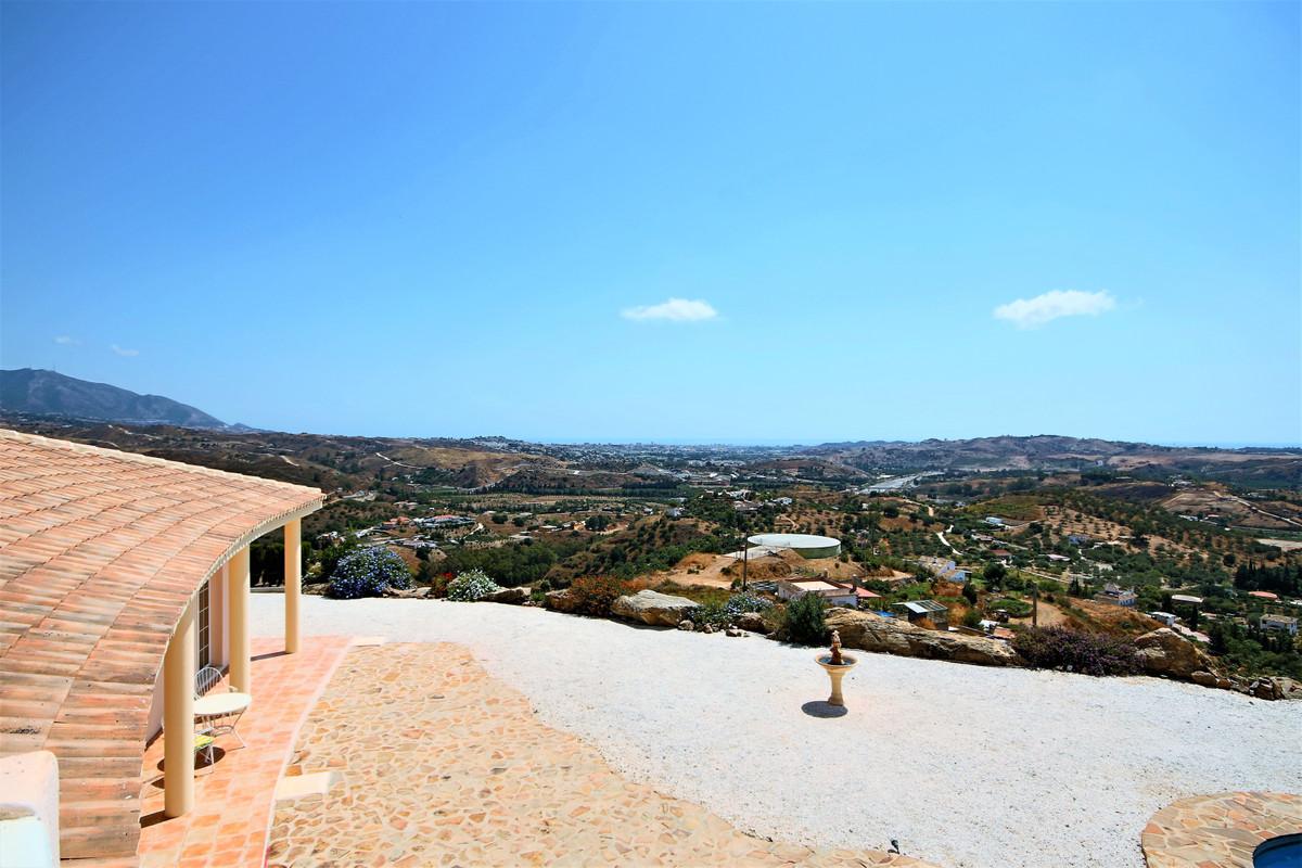 Villa Detached Mijas Costa Málaga Costa del Sol R3253399 2