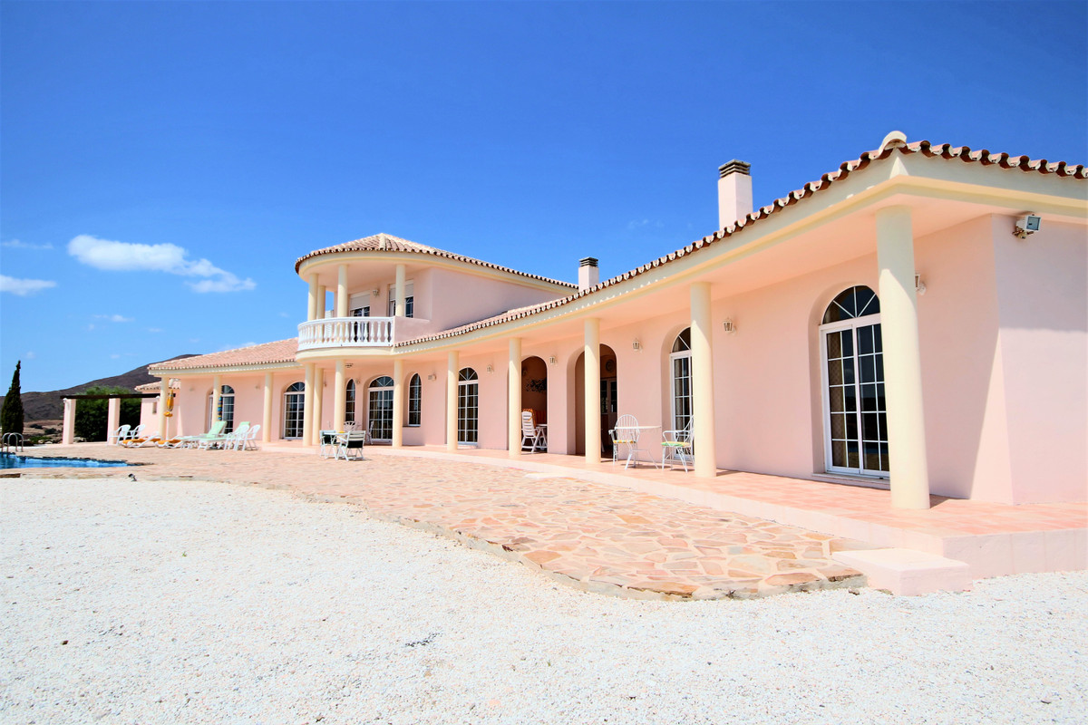 Villa Detached Mijas Costa Málaga Costa del Sol R3253399 3