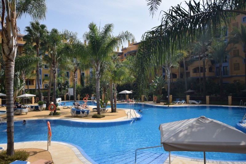 San Pedro de Alcantara Apartment for Sale
