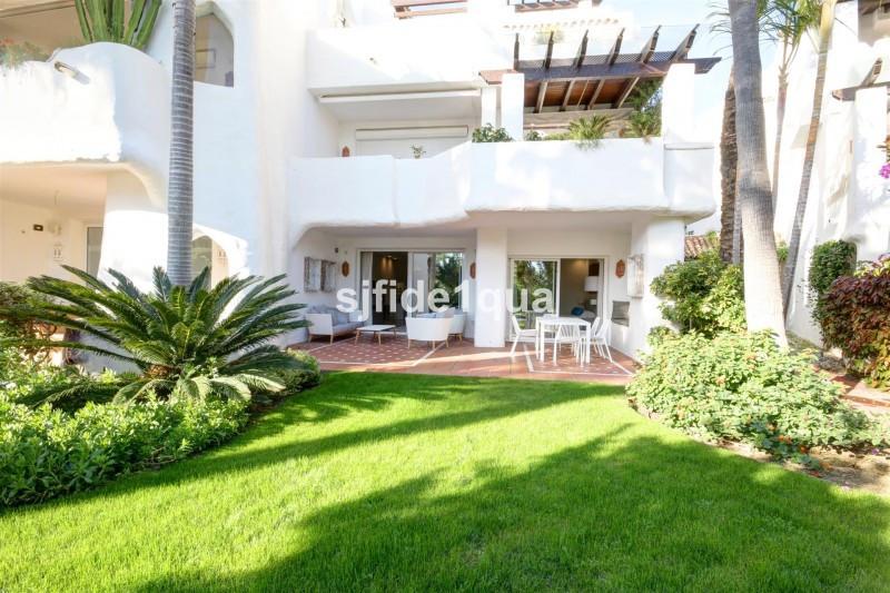 Ground Floor Apartment for sale in Marbella - Puerto Banus - Marbella - Puerto Banus Ground Floor Apartment - TMRA11366