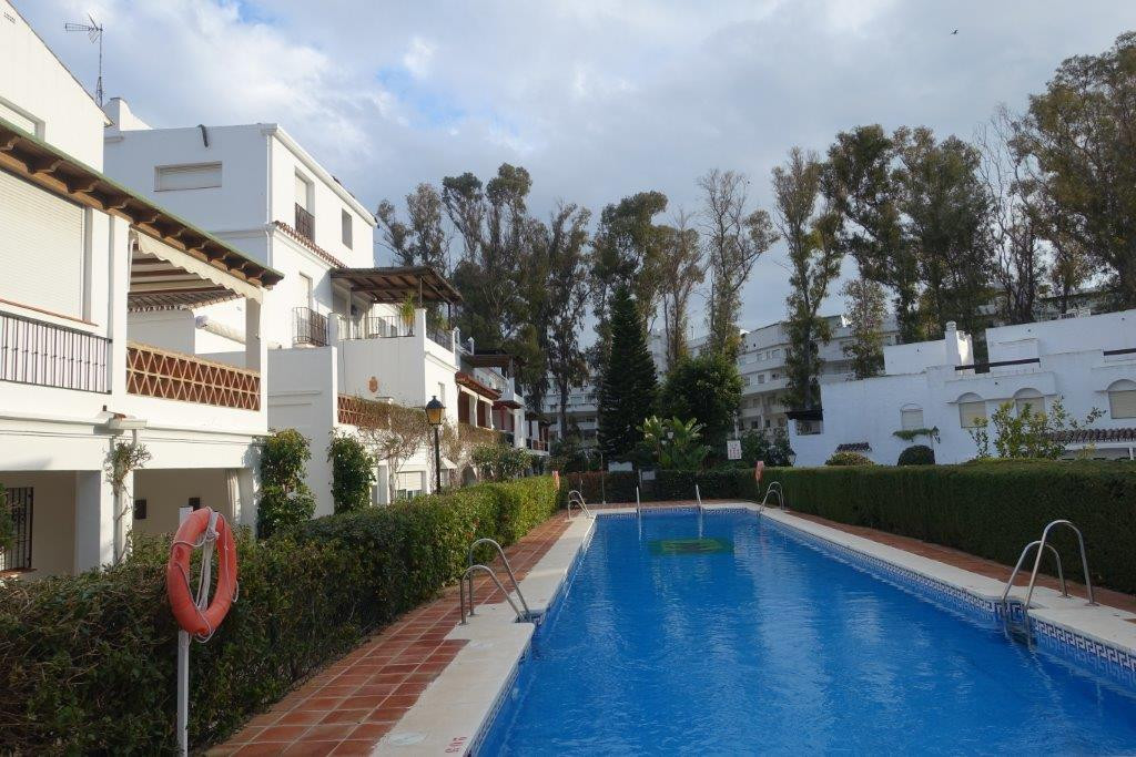 Ground Floor Apartment for sale in San Pedro de Alcantara - San Pedro de Alcantara Ground Floor Apartment - TMRO-R3101332