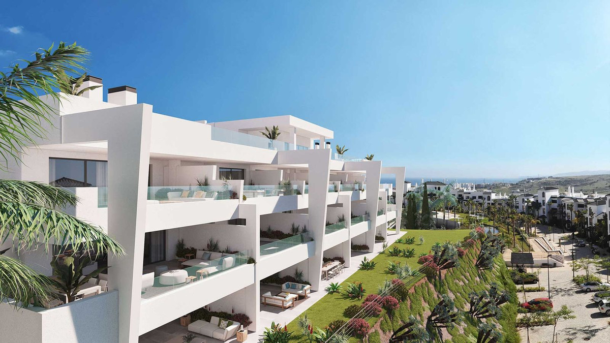 Gorgeous middle-floor in a brand new urbanization 5 minutes from Estepona centre  One of the best ur,Spain