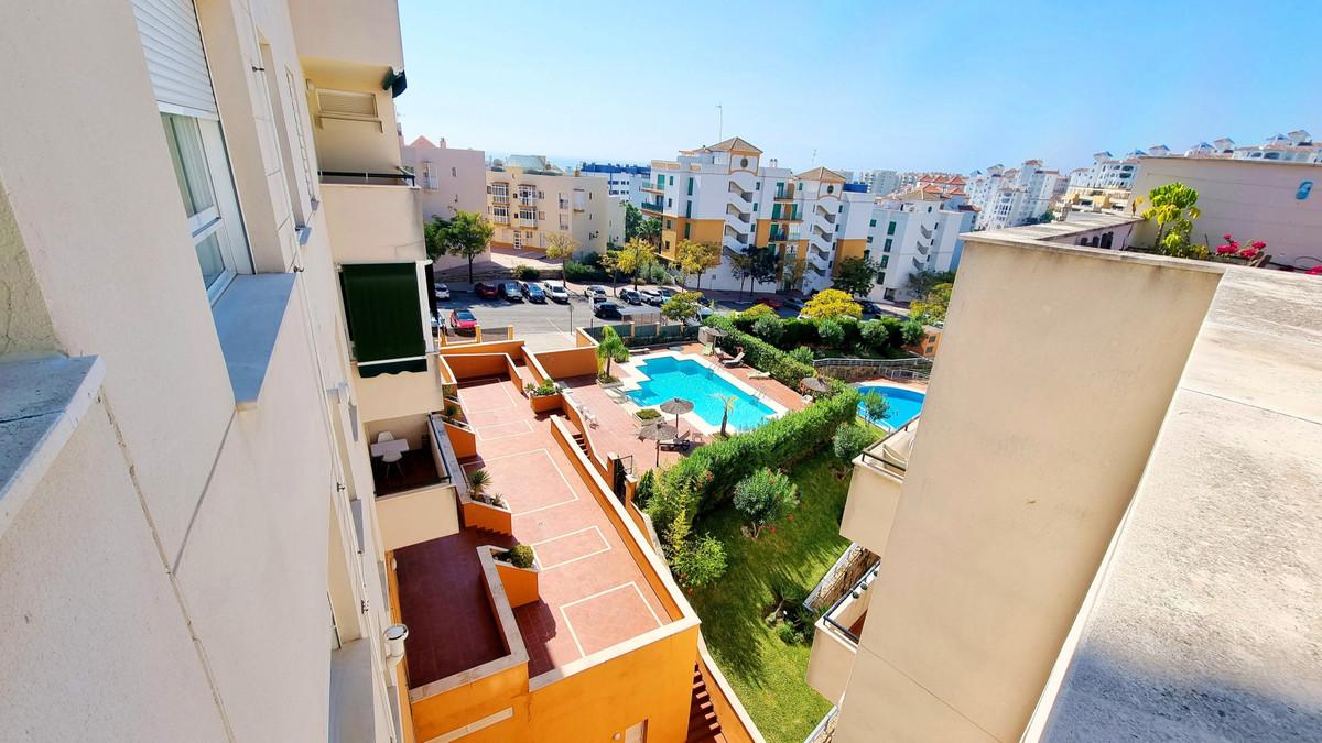 Beautiful duplex penthouse in Puerta del Mar avenue, 2 bedrooms, 1 bathroom, living room, kitchen an,Spain