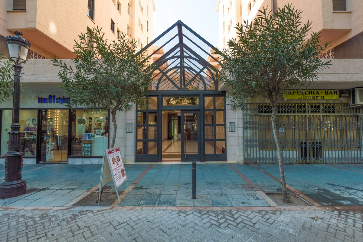 Underground parking for sale located in the Centre of Marbella, avenida Ramon y Cajal nº4,  next to ,Spain
