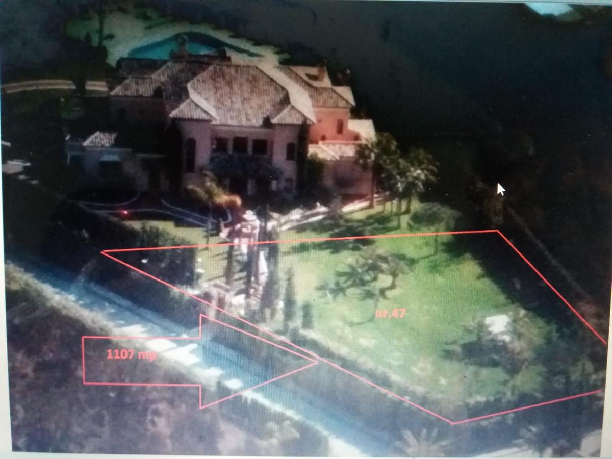 Plot for sale in Puerto banus. Residential plot. 1108sqm.,Spain