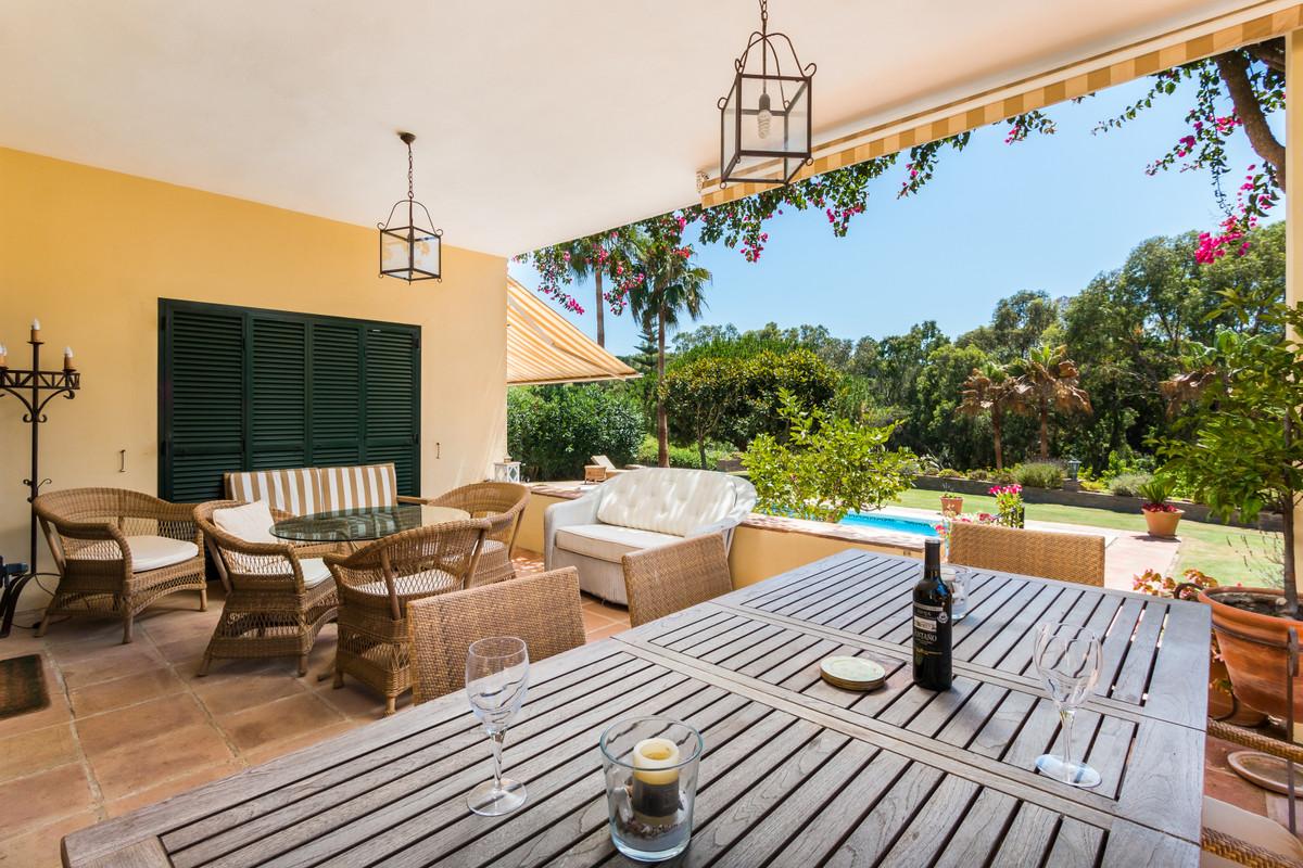 Detached Villa in San Roque Club