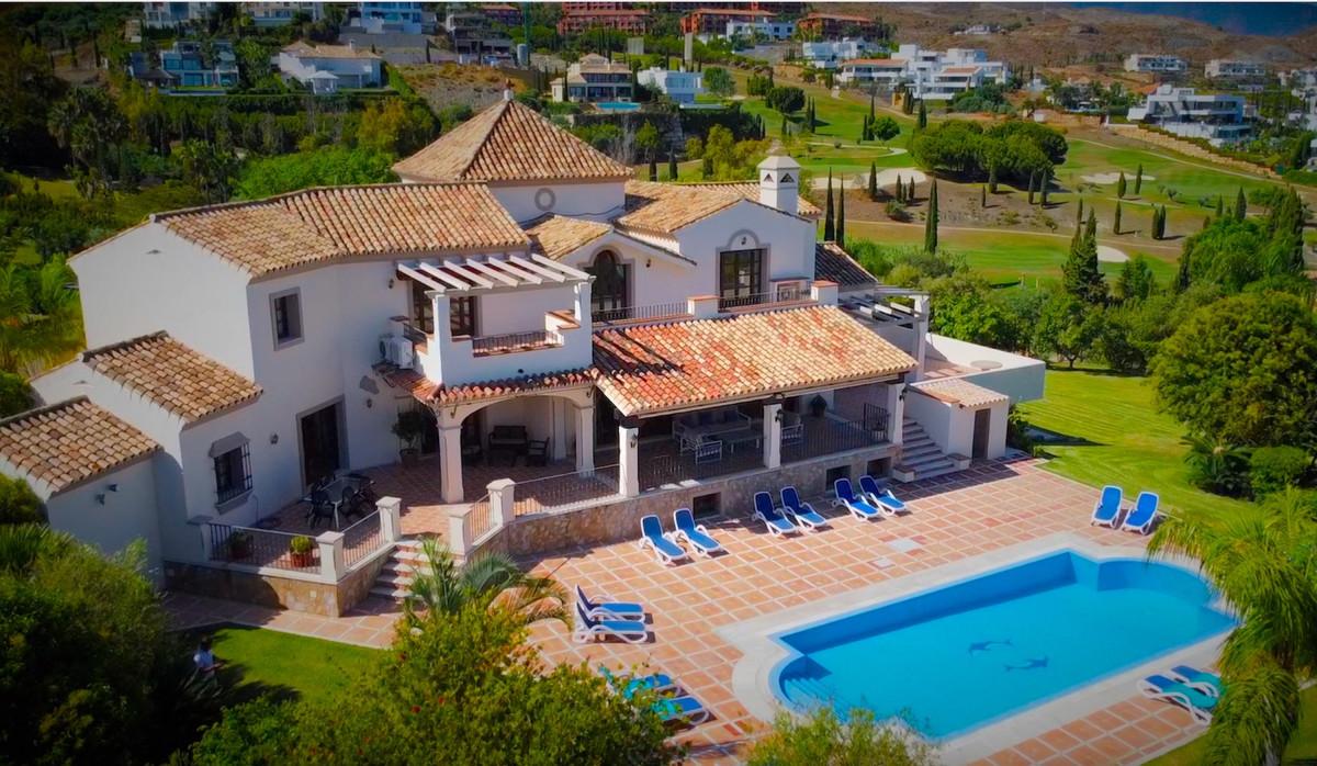 Detached Villa in Cancelada