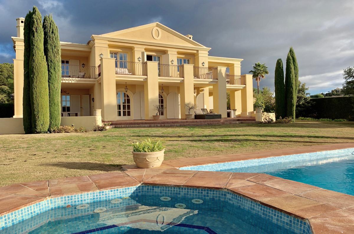 Detached Villa for sale in Benahavís R607829