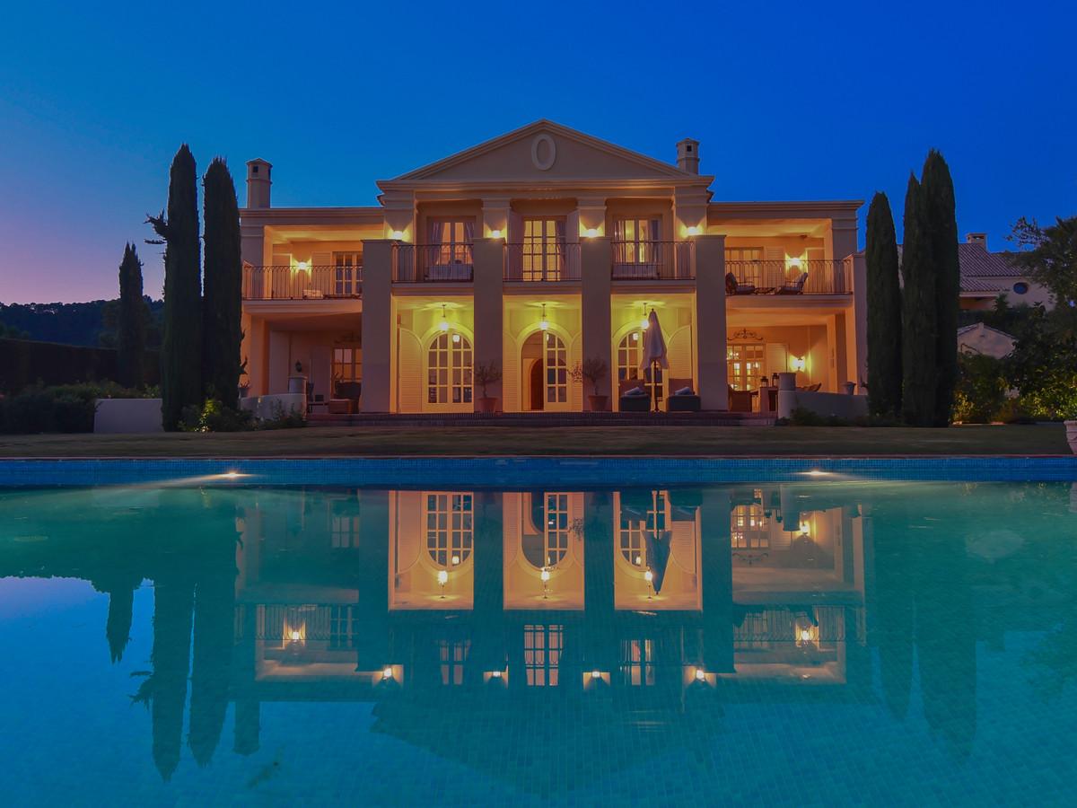 Villa ¨Las Golondrinas¨  Around the golf course, the Marbella Club Golf Resort is offering an exciti,Spain