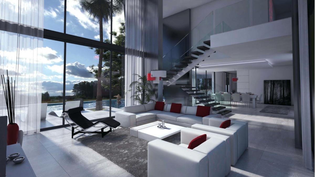 Villa - Detached House, Los Flamingos, Costa del Sol - € 3,100,000 if sold turnkey. 4 Bedrooms, 6 Ba,Spain