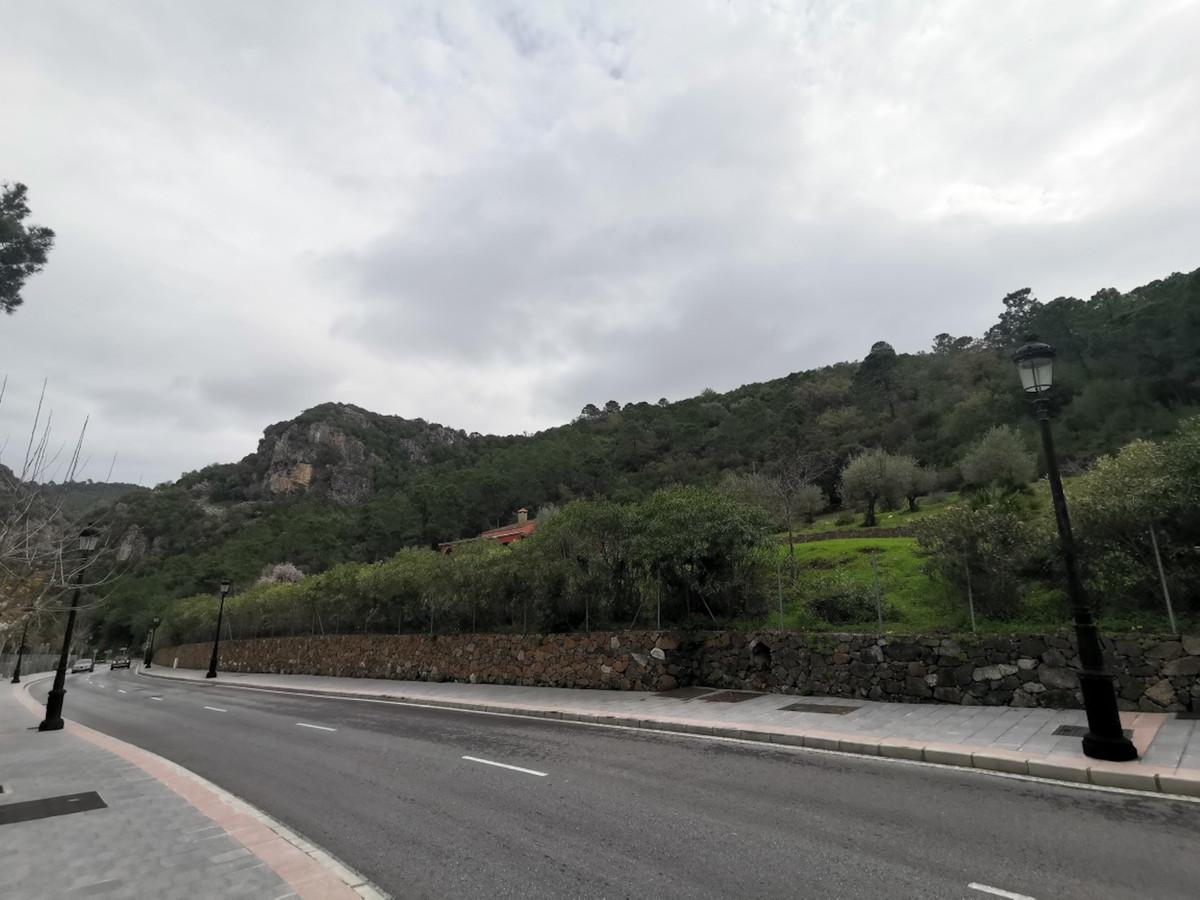 Terrain  Résidentiel en vente   à Benahavís