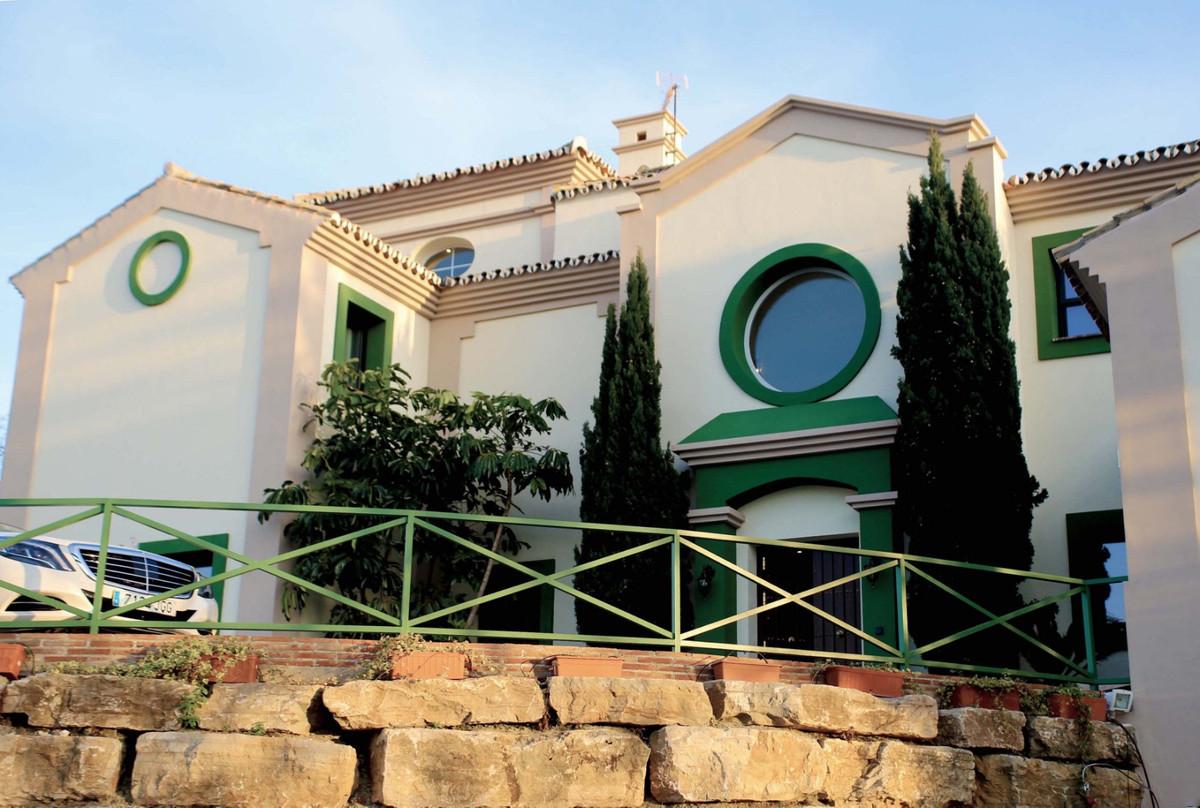Villa Individuelle à Selwo, Costa del Sol