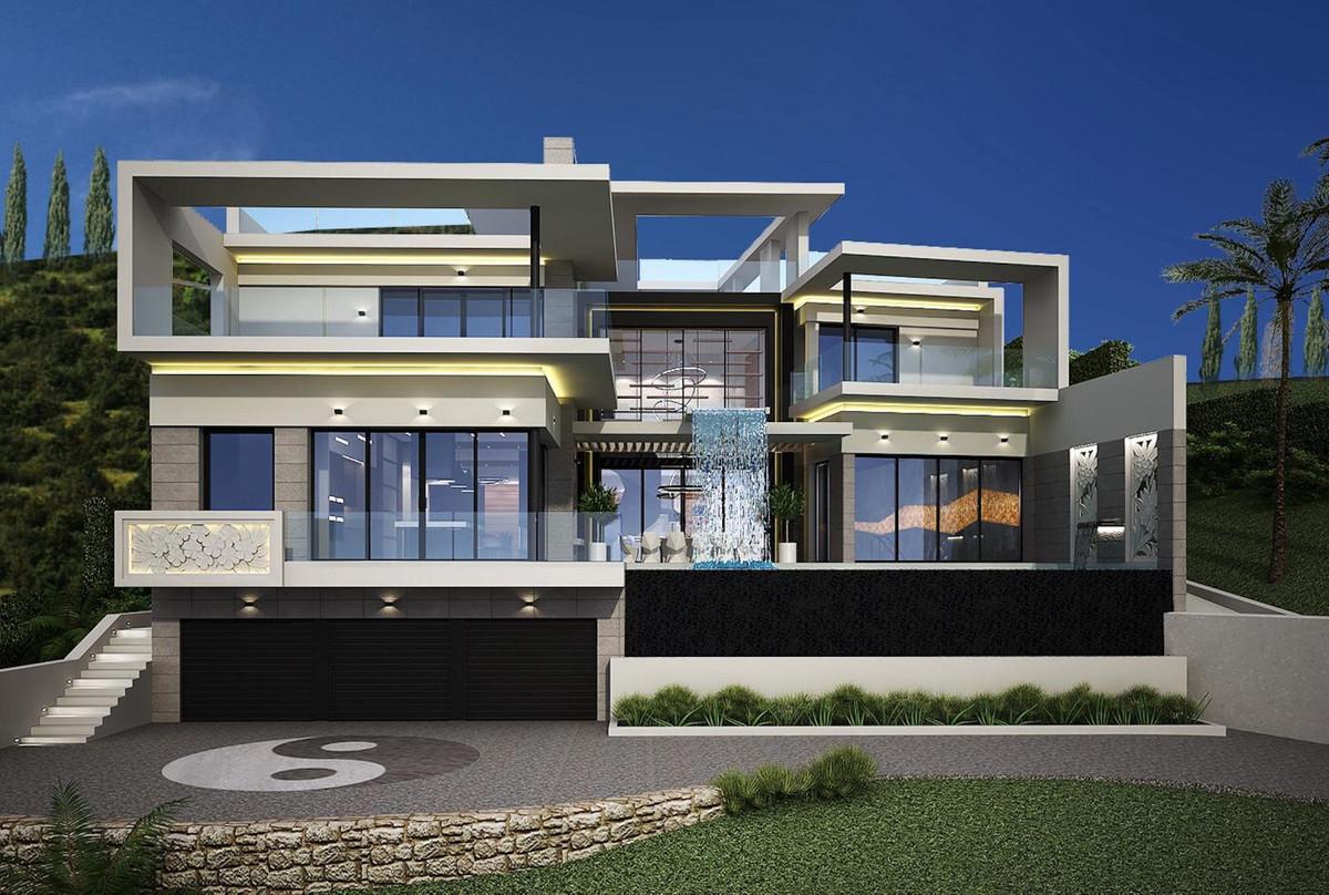 Villa con 6 Dormitorios en Venta Benahavís