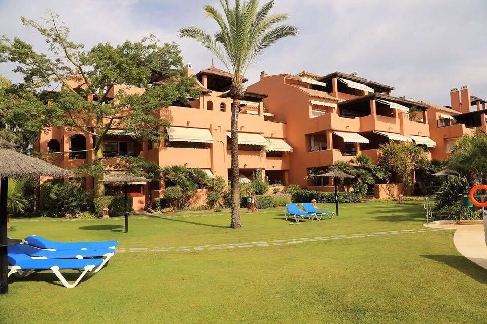 Квартира - Guadalmina Baja