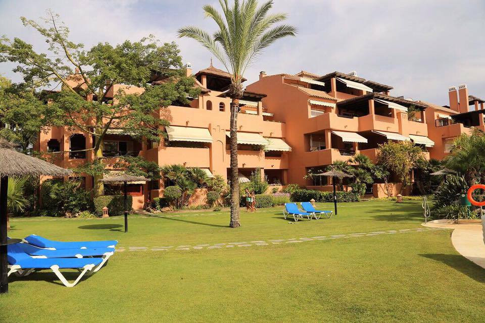 Квартиры - Guadalmina Baja