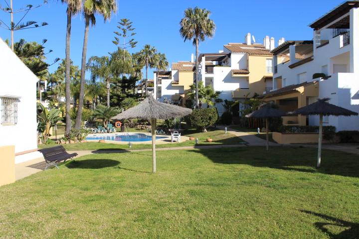 Ground Floor Apartment Bahía de Marbella