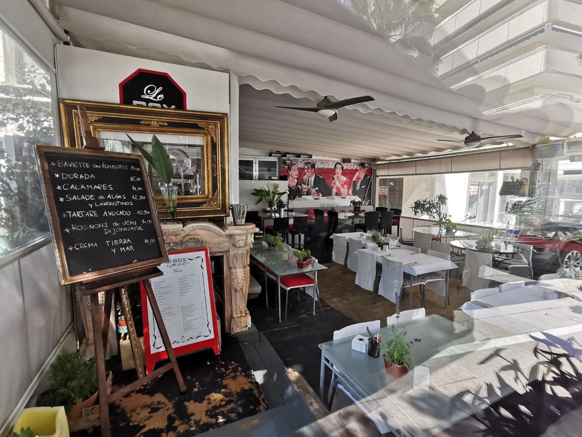 0 Dormitorio Restaurante Comercial En Venta Puerto Banús