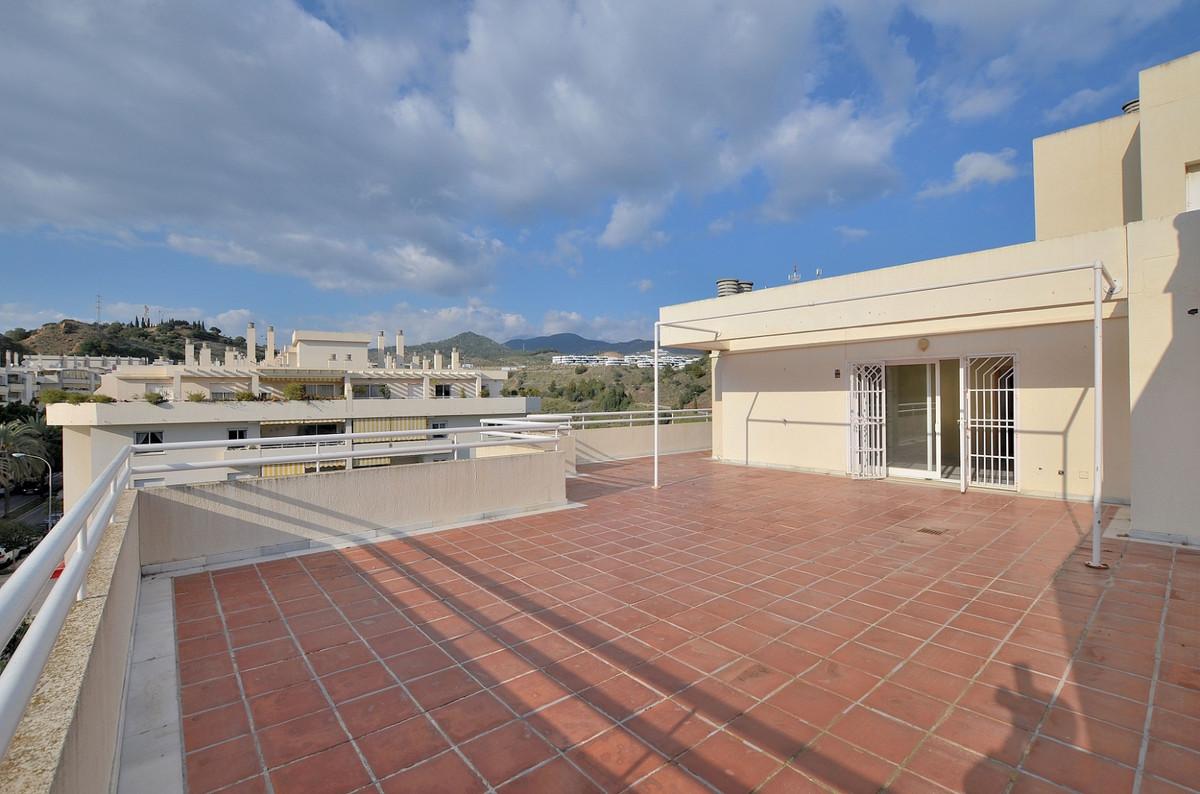 Exclusive CORNER DUPLEX PENTHOUSE WITH LARGE TERRACES located in El Limonar (Malaga). PRIME LOCATION,Spain