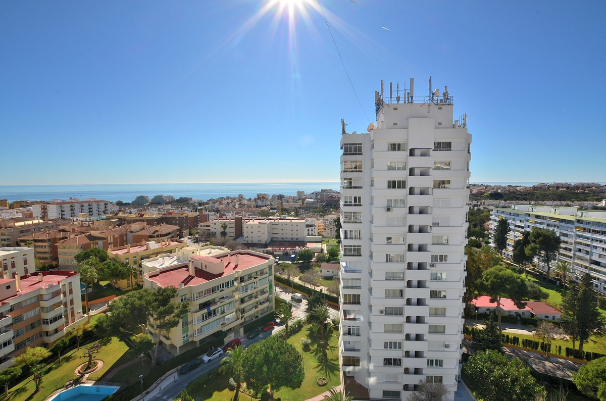 Fantastic apartment with AMAZING SEA VIEWS located in Arroyo de la Miel centre (Benalmadena). PRIME ,Spain