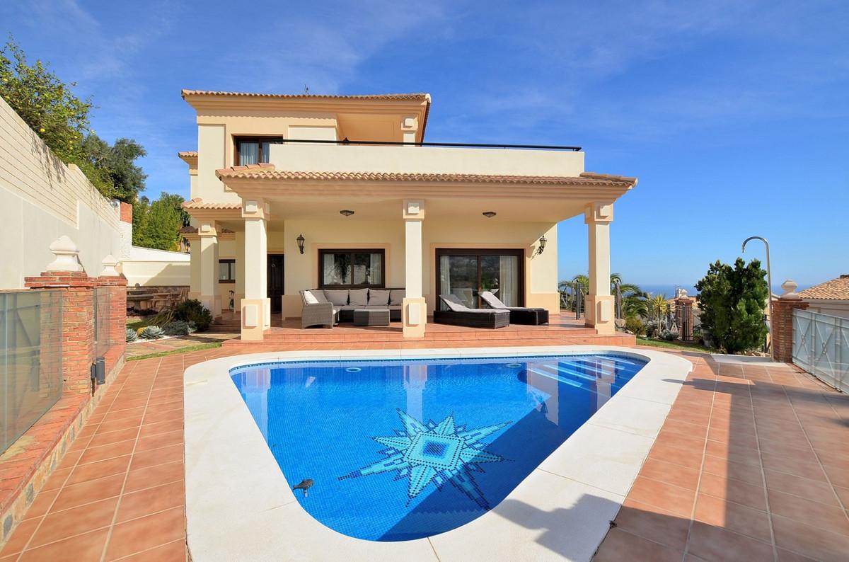 4 bedroom villa for sale arroyo de la miel