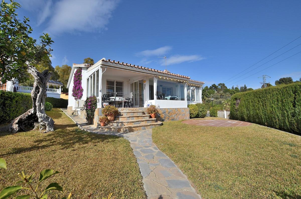 WONDERFUL ONE LEVEL VILLA located in Benalmadena, in peaceful urbanization close to Benalmadena Pueb,Spain