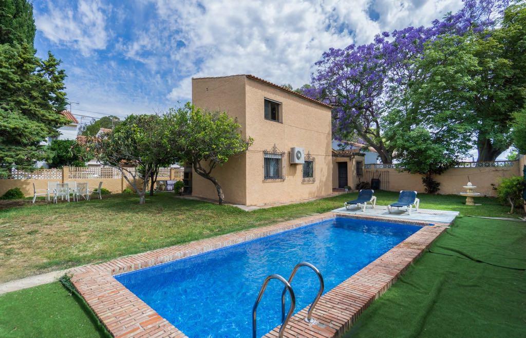 4 bedroom villa for sale torremolinos